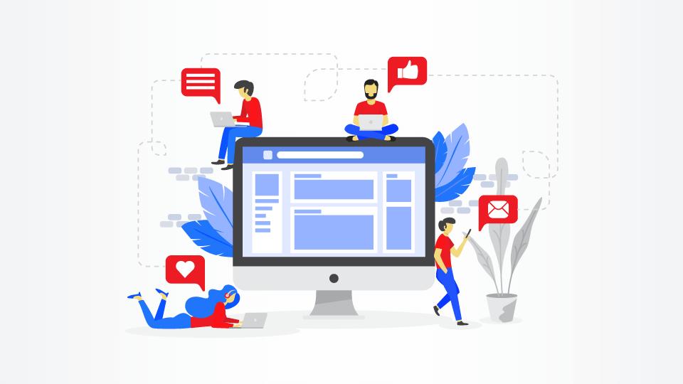 sosyal medya iletişimi
